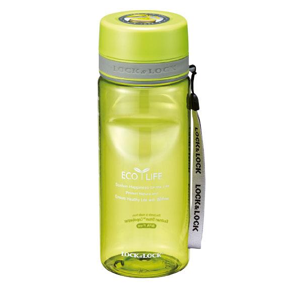 waterfles-ecolife-groen-tritan-600-ml
