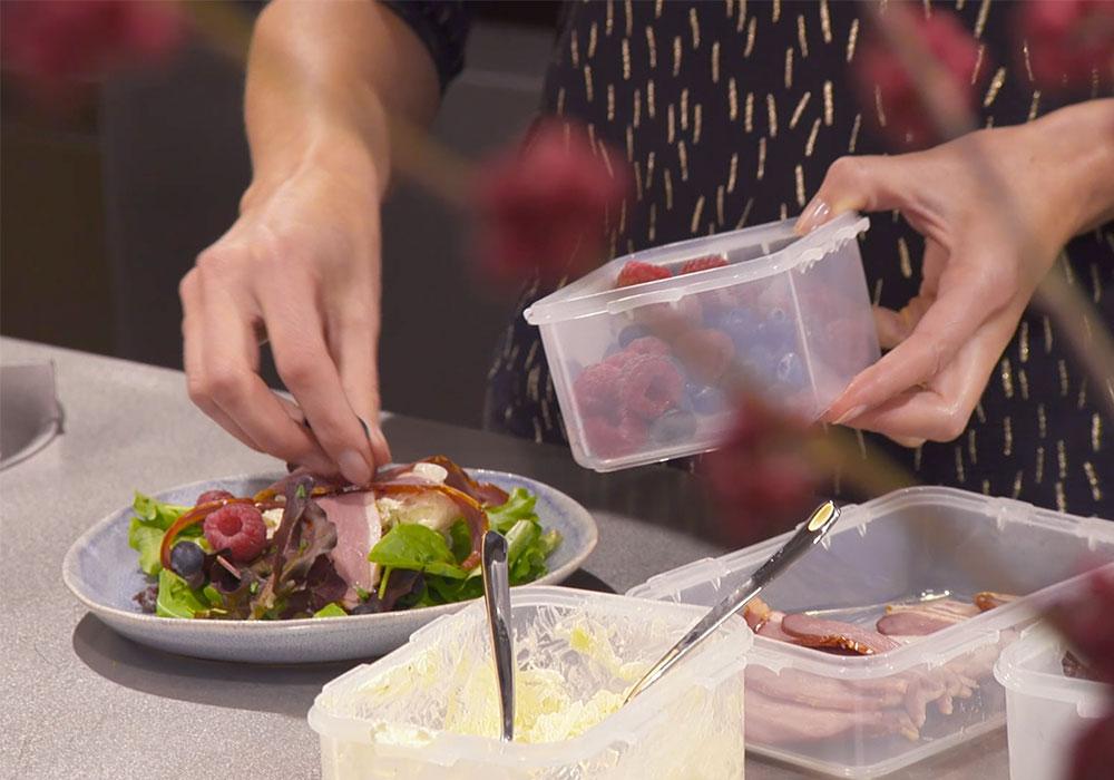 mealprep-recept-salade-eendenborst