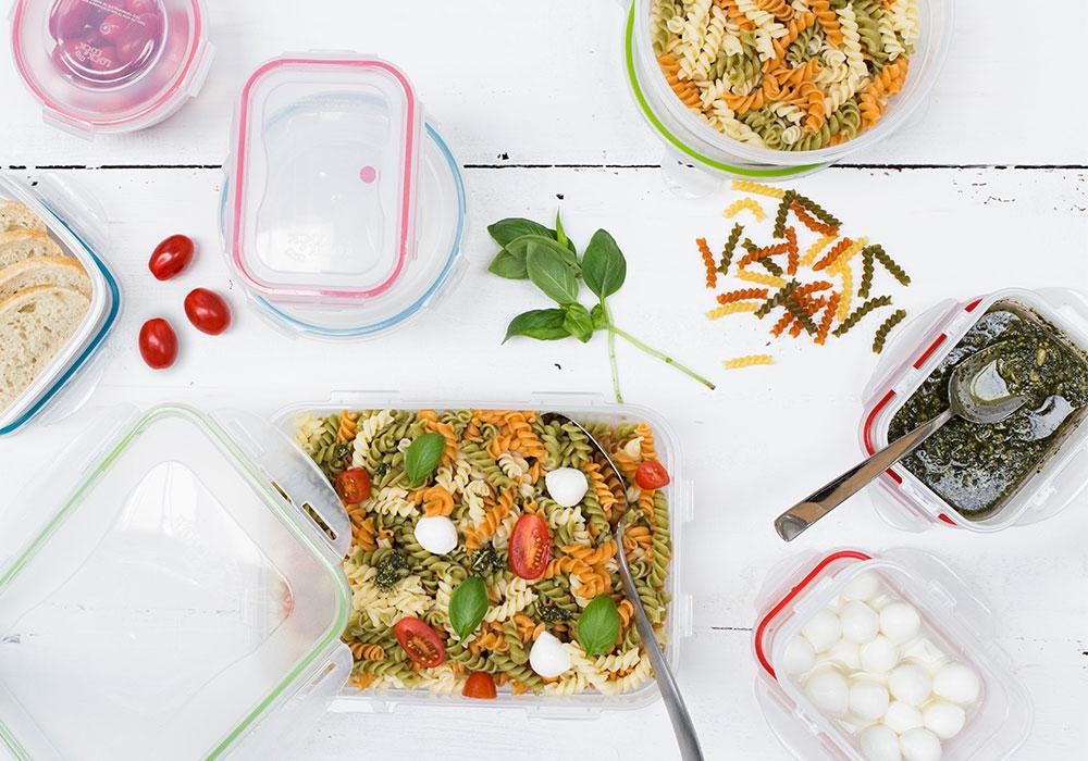 mealprep-recept-pasta-pesto-salade
