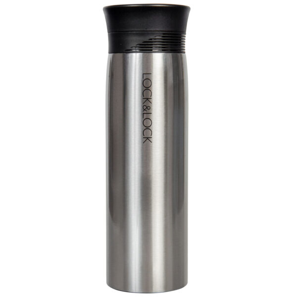 line-tumbler-zilver-hotcool-thermosfles
