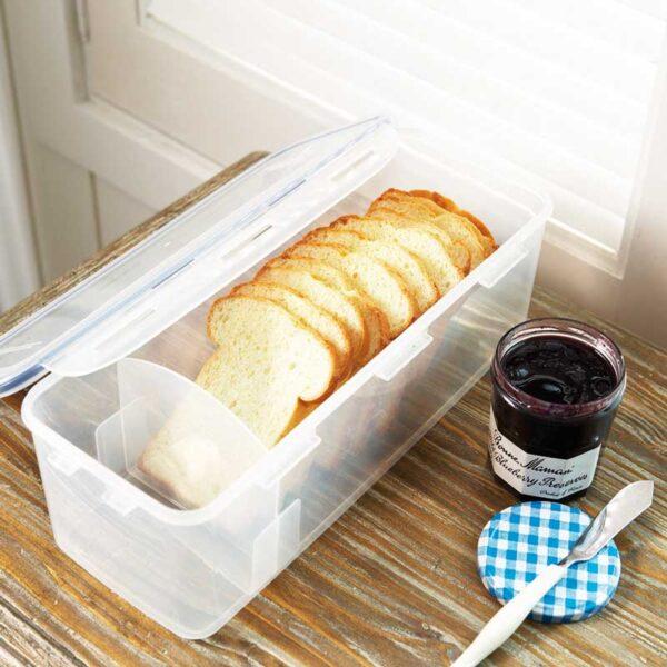 vershouddoos voor brood