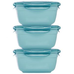 Stapelbare-vershouddozen-set-3delig-1600ml-blauw