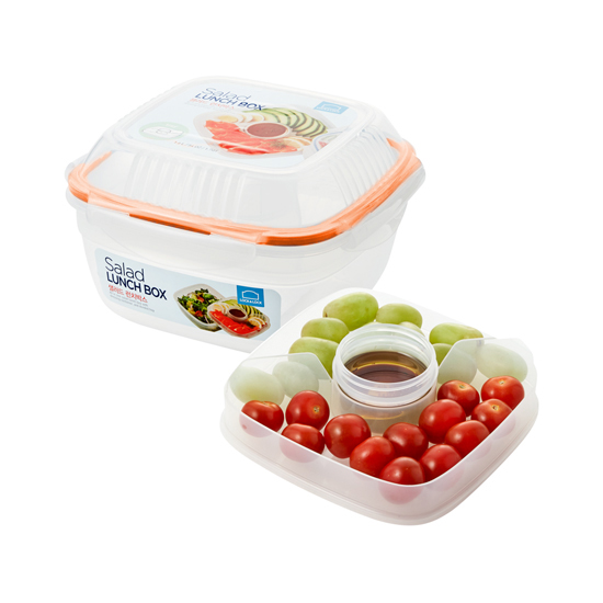 Salade lunchbox met tray 950 ml