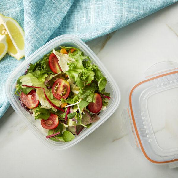 Salade lunchbox met tray 1600 ml