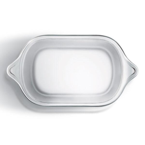 Glazen ovenschaal met handgreep 2.8 L
