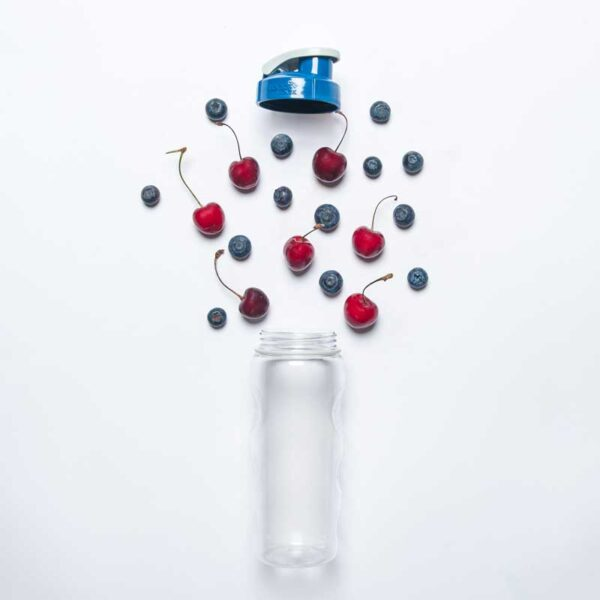 Waterfles van Luxe Tritan 500ml