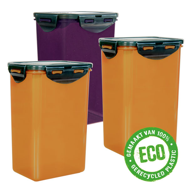 ECO vershoudbakjes 1,3 liter