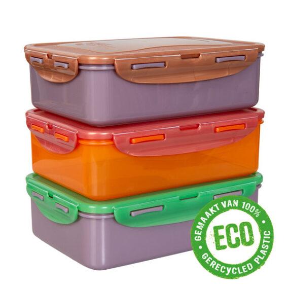 ECO vershoudbakjes 1,6 liter