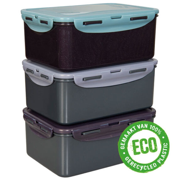 ECO vershoudbakjes 2,3 liter