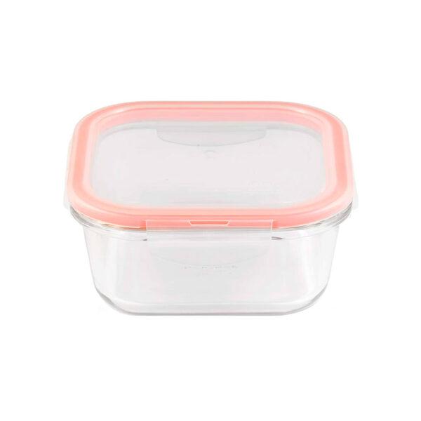 glazen-ovenschaal-deksel-840-ml-vierkant